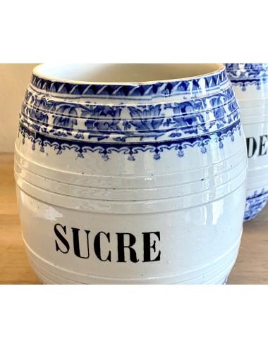 Ontbijtbordje - Petrus Regout - waarschijnlijk model Clary (ca. 1920)