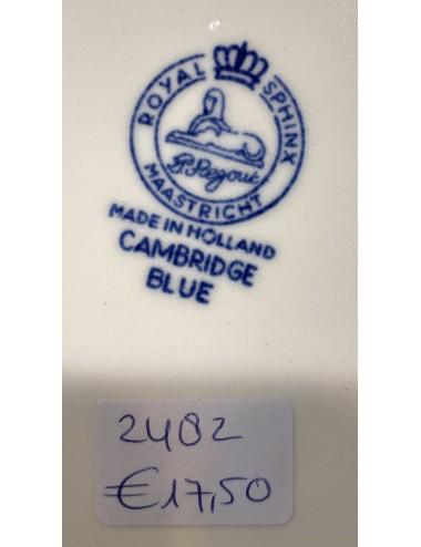 Kopje en schoteltje - kinderservies - crèmekleurig porselein - Langenthal Suisse