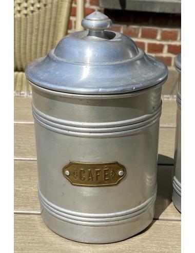 Kopje (mokka) - Villeroy & Boch - décor PARADISO blauw