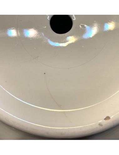 Kannetje - K.G. Luneville - décor ANNECY blauw