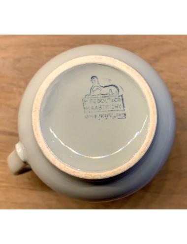Dinerbord - Sarreguémines - décor SYRA blauw