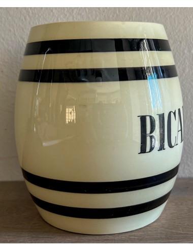 Ontbijtbordje - Sarreguémines - décor CHINON Y.F. PARIS blauw