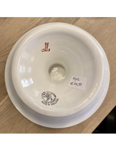Vaas met oren - Mosa / Louis Regout - décor 515 Delfts blauw